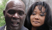 Lawrence Taylor's Wife -- Gets 3 Days In Jail ... In Domestic Violence Case