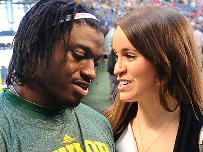 Robert Griffin III -- Officially Files for Divorce
