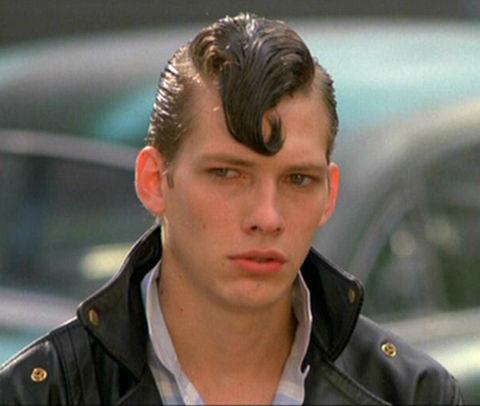 "Darren E. Burrows as ""Milton Hackett"""