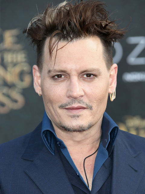 Johnny Depp is now 53 years old.
