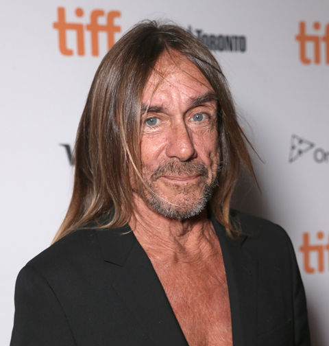 Iggy Pop is now 69 years old.