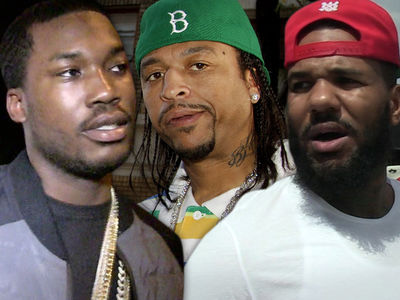 Meek Mill & The Game -- Criminal Becomes Peacemaker ... Don't Throw Your Life Away Like Me
