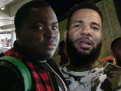 Sean Kingston -- NEVER Dimed Out The Game to Cops ... Says Lawyer