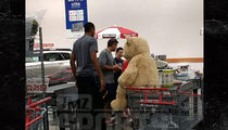 Giannis Antetokounmpo -- Big Purchase ... Before Big Contract (PHOTO)