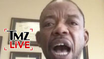 Johnnie Cochran Protege Carl Douglas -- Marcia Clark Deserves Second Chance, But We Whooped Her in Court (TMZ LIVE)