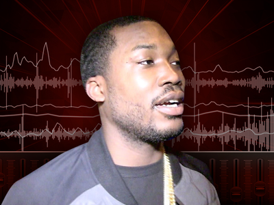 Meek Mill -- Calls Game a Gay Ex-Stripper on Diss Track Laced with Homophobic Slurs (AUDIO)
