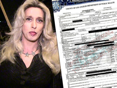Alexis Arquette -- Battled HIV for 29 Years