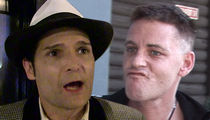Corey Haim's Mother -- I'll Sue Corey Feldman ... If He Keeps Lying About My Son!