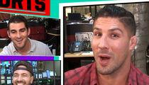 UFC Fighter Brendan Schaub -- Tim Tebow Coulda Been UFC Heavyweight Champ!! (VIDEO)