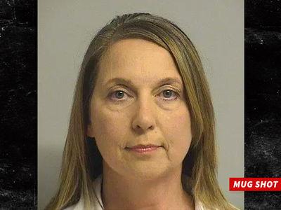Tulsa Shooting -- Officer Betty Shelby Surrenders (MUG SHOT)