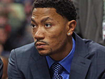 Derrick Rose -- Put a Muzzle On My Accuser
