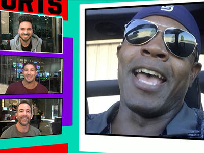Ex-Pats Star Troy Brown -- Belichick > Lombardi ... Greatest Coach Ever (VIDEO)