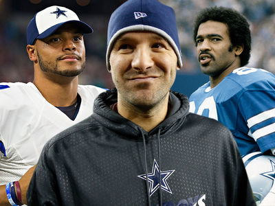 Cowboys Legend Drew Pearson -- I Love Dak Prescott ... But This Is Romo's Team