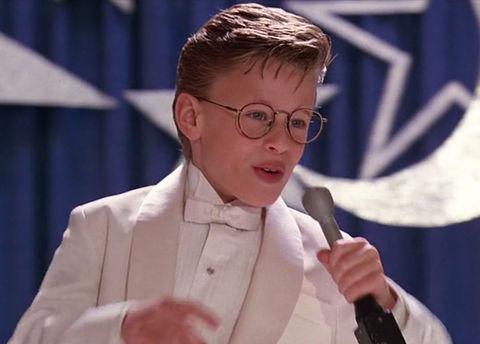 """Blake Ewing is best known for playing the rich Waldo -- opposite Bug Hall as his arch-nemesis, Alfalfa -- in the 1994 family movie """"The Little Rascals."""""""