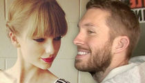 Taylor Swift & Calvin Harris -- Impossible Happens ... Bitter Exes Are Friends Again