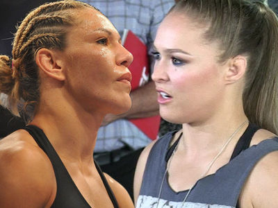 Cris 'Cyborg' -- Ronda Rousey is a Coward ... Bring It On! (VIDEO)