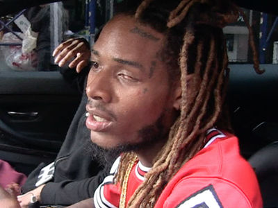 Fetty Wap Sued -- Hello! He Ripped Off 'Trap Queen'