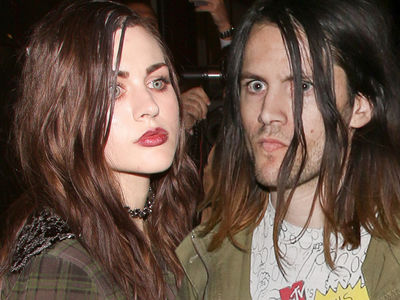 Frances Bean Cobain -- Forced to Pay Ex While Working On Divorce
