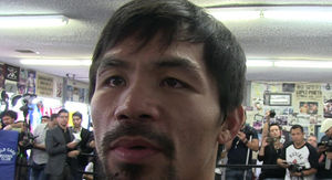 Manny Pacquiao's Home Burglarized Day After Fight with Adrien Broner