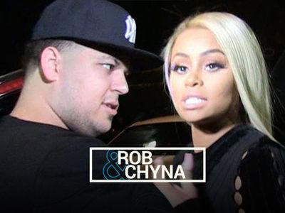 'Rob & Chyna' -- Season Two Officially Iffy ... NO Rob Guarantee