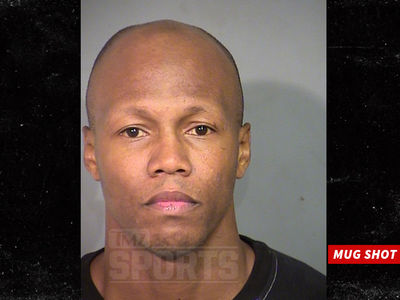 Zab Judah -- Charged with Domestic Violence ... Allegedly Roughed Up Wife (MUG SHOT)