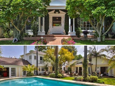 Goldie Hawn & Kurt Russell -- Parting With Palisades Home for $7.25 Million (PHOTO GALLERY)