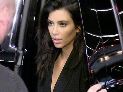 Kim Kardashian -- Cops Come Up Dry on Surveillance Video