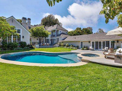 Patrick Dempsey -- Mrs. McDreamy Sells House, Keeps Hubby (PHOTO GALLERY)