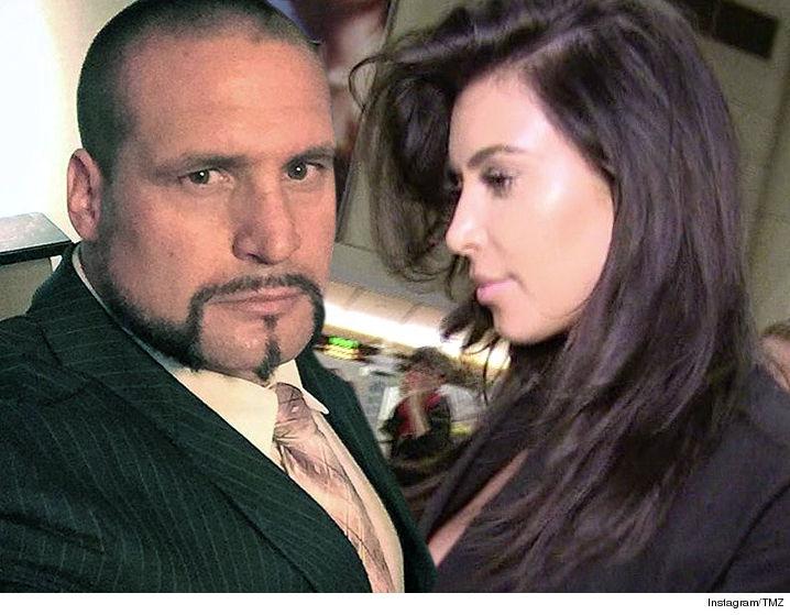 Kim Kardashian S Bodyguard Not Fired Tmz Com