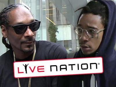 Snoop Dogg & Wiz Khalifa Sued For Ruining Cheerleader's Career