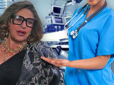 'My Big Fat Greek Wedding' Mom -- Nurses Go After Her