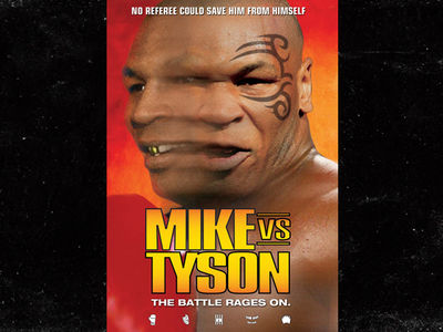 Mike Tyson Documentary -- Photog Sues Filmmakers ... You Bit My Work, Now I'm Biting Back (PHOTOS)