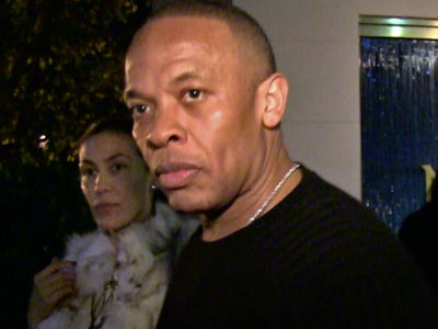 Dr. Dre -- Threatens Sony ... If You Make Me Out as a Woman Beater, I'll Sue