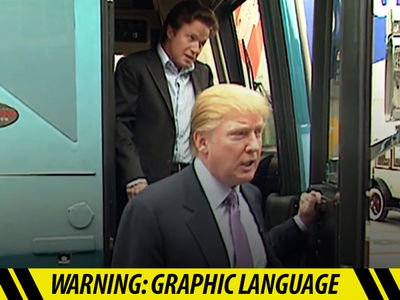 Donald Trump -- Graphic Sex Talk Audio Leaked ... Trump Says Bubba's Done Way Worse (VIDEO)