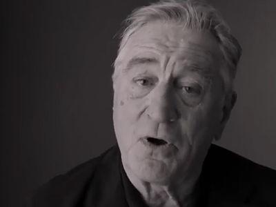 Robert De Niro -- Trump's a Punk, a Pig, A Bozo (VIDEO)