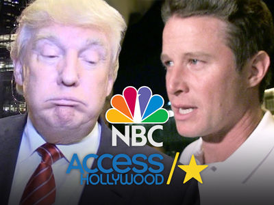 Donald Trump -- NBC Staff & 'Access' Brass Knew About Outtakes Months Ago