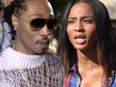 Future -- My Ciara Tweets Aren't THAT Bad ... Catches Break in $15 Mil Lawsuit