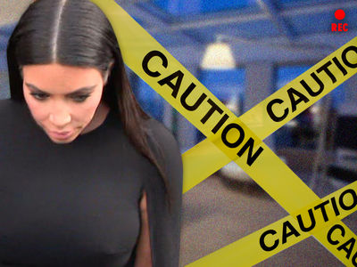 Kim Kardashian Robbery -- Secret Recording in Paris Apt. Sparks Police Investigation