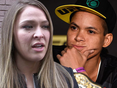 Ronda Rousey -- I'M OFFICIALLY BACK ... Fighting Amanda Nunes In December