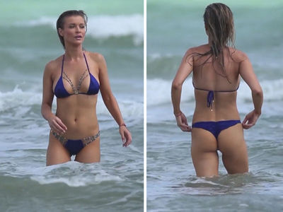 Joanna Krupa -- Lost In Translation: Beach Bum Edition (VIDEO)