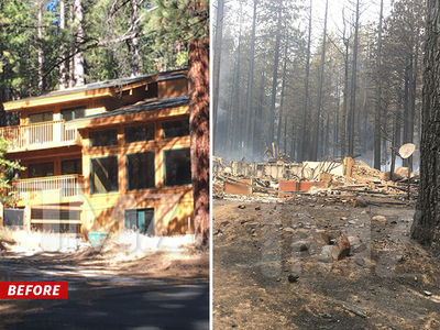 Lamar Odom -- Brothel Owner's House Burns Down ... Kardashians Put a Curse On Me (PHOTOS)