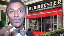 Celeb Chef Marcus Samuelsson -- Line Cook Sues ... I Got Burned on Lunchtime