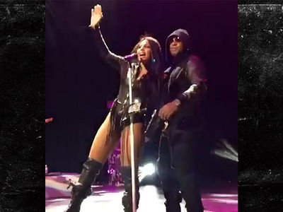 Toni Braxton -- Back And Better Than Ever ... With Birdman As My Encore (VIDEO)