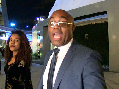 UFC's Anderson Silva -- 'I Need to Say Sorry' ... After Blasting UFC (VIDEO)