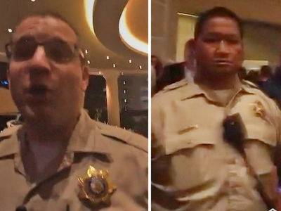 Adrien Broner -- Accused of Choking Waitress ... In Vegas Nightclub (VIDEO)