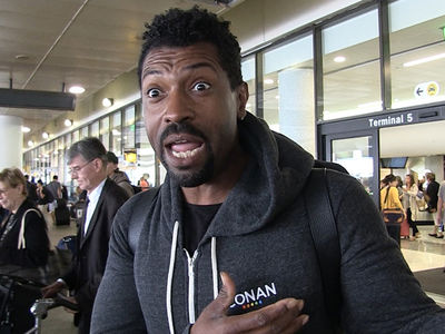 Comedian Deon Cole -- A Cat Saved My Life Once (VIDEO)