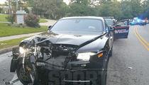 NBA's Paul Millsap -- In Rolls-Royce vs. Motorcycle Crash ... Biker Hospitalized (PHOTO GALLERY)