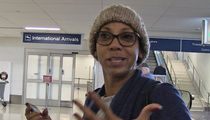 Holly Robinson Peete -- Dodgers Manager Hired My Autistic Son ... 'He's the Best' (VIDEO)