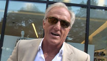 Greg Norman -- Tiger Woods Is Done ... He's Too Old To Come Back (VIDEO)