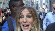 Sarah Jessica Parker -- Attention Divorcing Women ... Don't Listen to Me! (VIDEO)